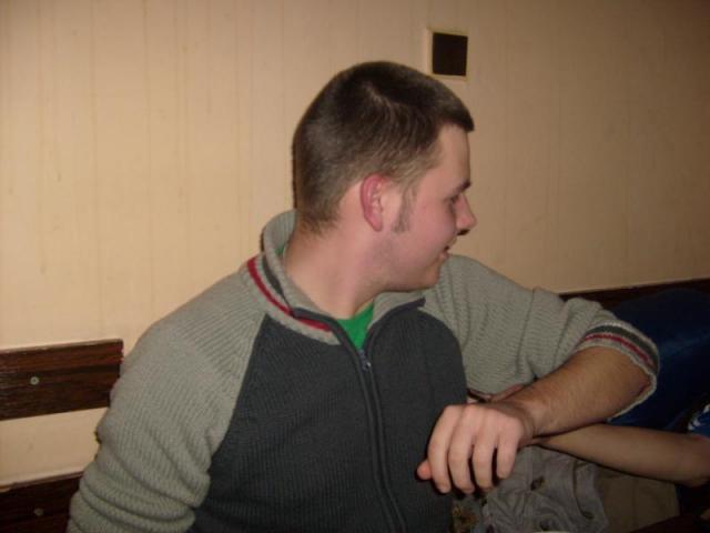 náš oslavenec - lišák Toník :-)